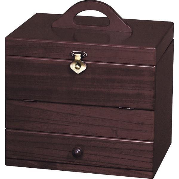 コスメティックボックス 室内装飾品 室内雑貨 その他室内雑貨 G-574R(代引不可)【送料無料】