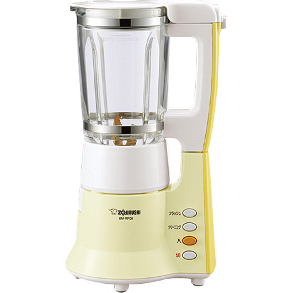 象印 ミキサー(0.75 l ) 電化製品 電化製品調理機器 その他調理小物 BM-RF08-YA(代引不可)