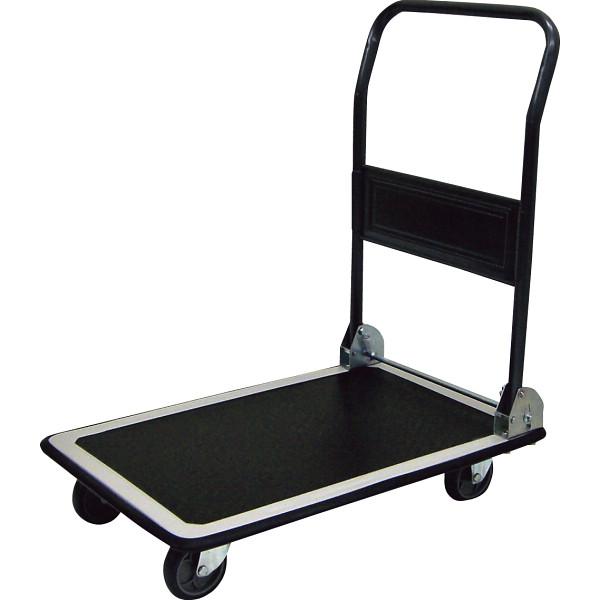 スチール台車(150kgタイプ) 台所 日用品 収納 DIY用品 大工用品 5230760(代引不可)【送料無料】