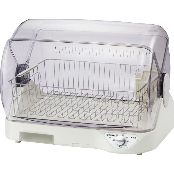 タイガー 食器乾燥器 ホワイト 電化製品 電化製品調理機器 食器乾燥機 DHG-T400W(代引不可)【送料無料】