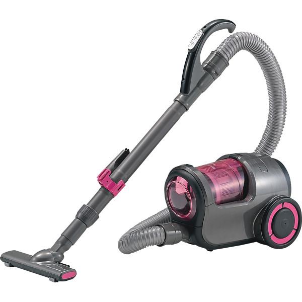 ツインバード 家庭用クリーナーサイクロン メタリックグレー 電化製品 電化製品家事機器 掃除機 YC-5009GY(代引不可)【送料無料】