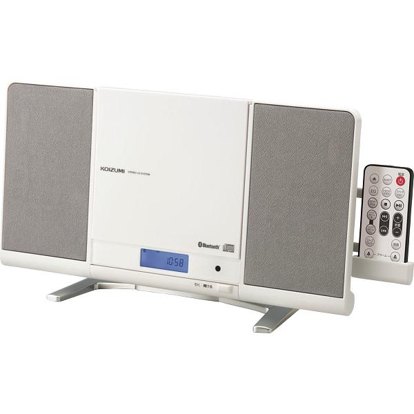 コイズミ ステレオCDシステム SDB-4339/W 電化製品 電化製品AV機器 CDプレ-ヤ- SDB-4339/W(代引不可)【送料無料】