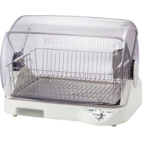 タイガー 食器乾燥器 ホワイト 電化製品 電化製品調理機器 食器乾燥機 DHG-S400W(代引不可)【送料無料】