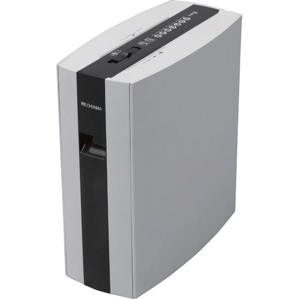 アイリスオーヤマ シュレッダー ホワイト 文具 情報文具 事務小物雑貨 ナイフ ハサミ PS5HMSD(520219)(代引不可)【送料無料】