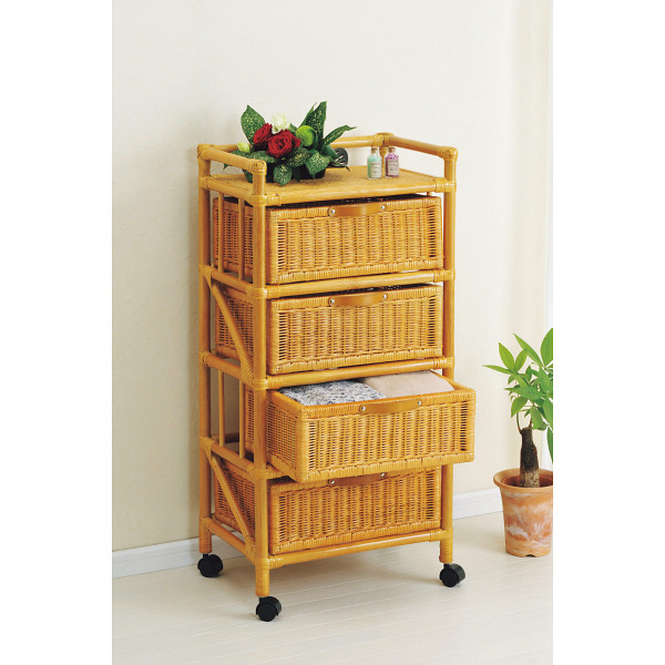 籐ランドリー 木製品 家具 籐家具 ランドリー H28E47(代引不可)【送料無料】