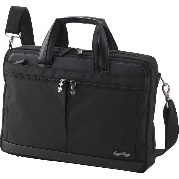 ワールドトラベラー ビジネスバッグ ブラック 26517-01(代引不可)