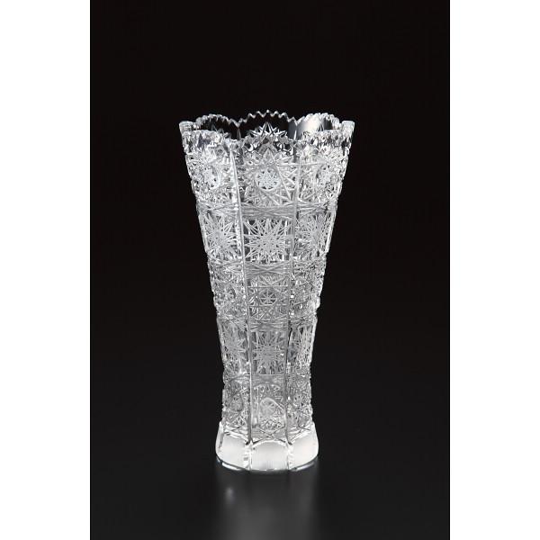エルベクリスタル ボヘミアンクラシック 花瓶 TS80019(代引不可)
