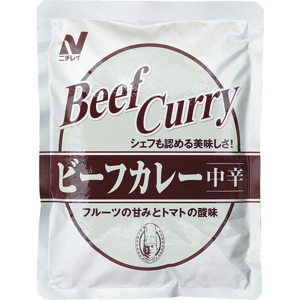 【返品・キャンセル不可】 ニチレイフーズ ビーフカレー 食料品 肉加工品(代引不可)