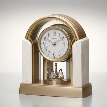 セイコー 電波置時計 BY236G(代引不可)