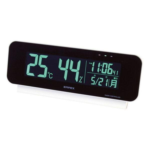 電波時計付デジタル温湿度計 TD-8262(代引不可)