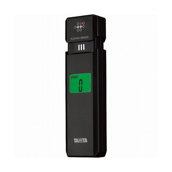 送料無料 保障 タニタ メーカー再生品 アルコールチェッカー 代引不可 HC310BK 21-0235-012