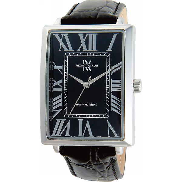 レガッタクラブ レガッタクラブ メンズドレス腕時計 装身具 紳士装身品 紳士腕時計 RM-20(代引不可)