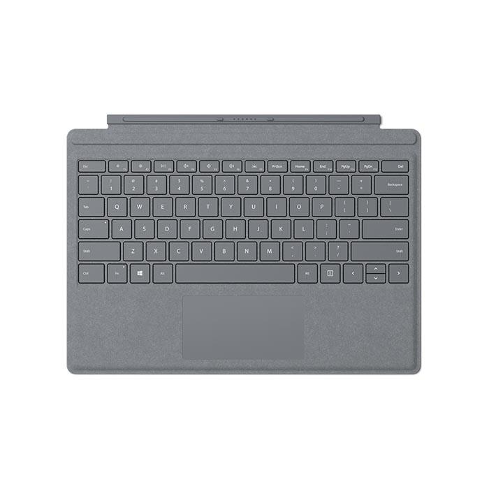 MICROSOFT マイクロソフト タイプカバー FFP-00019 Surface Pro Signature プラチナ(代引不可)【送料無料】【S1】
