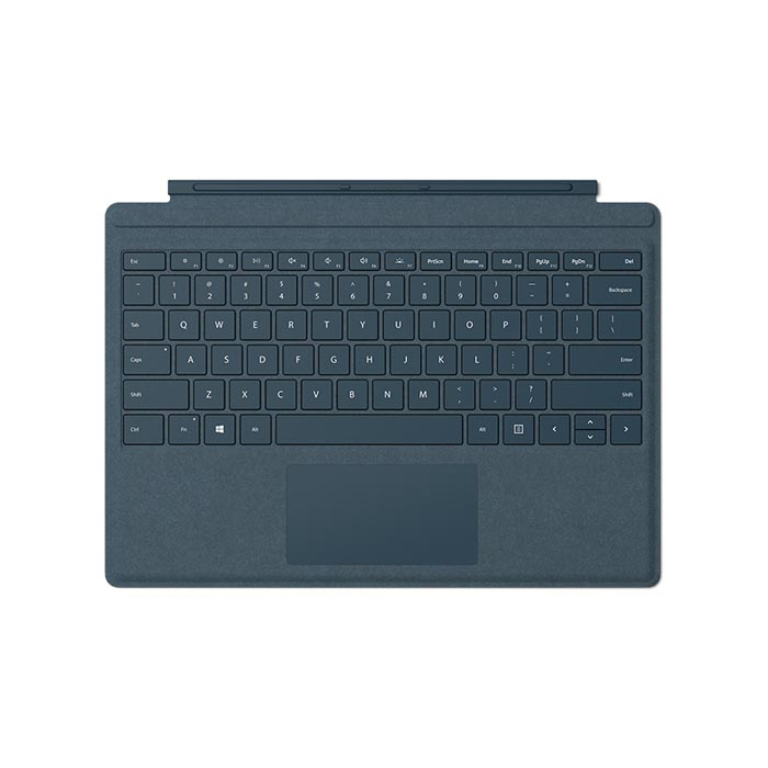 MICROSOFT マイクロソフト タイプカバー FFP-00039 Surface Pro Signature コバルトブルー(代引不可)【送料無料】