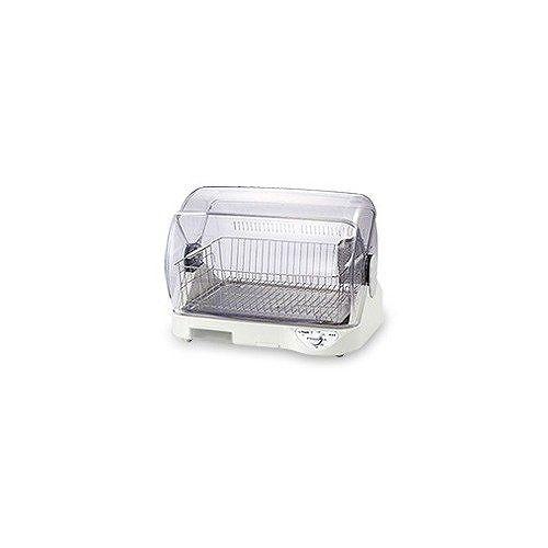 タイガー魔法瓶 食器乾燥機 W DHG-S400 サラピッカ ホワイト【送料無料】