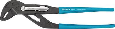 HAZET クイックアジャストウォータポンププライヤー 7602