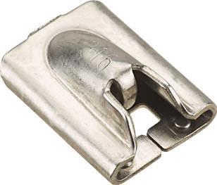 パンドウイット フルコーティング長尺ステンレスバンド用ヘッド SUS316 MTHCSHC316