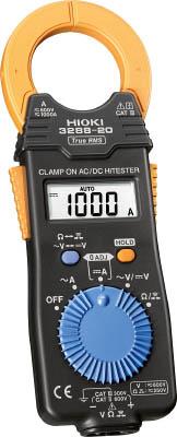 HIOKI クランプオンAC/DCハイテスタ電流計 328820