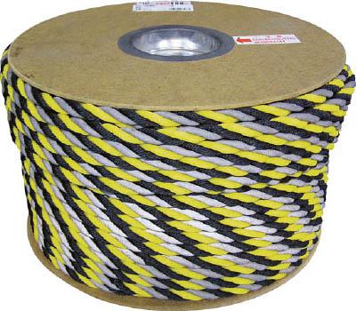 ユタカ 反射標識ロープ 12φ×100m PRYH2