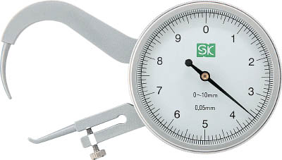 SK ダイヤルキャリパゲージ DCGMP1