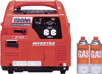 新ダイワ インバータガスエンジン発電機 IEG900BG