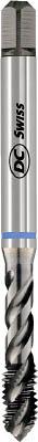 DC SWISS スパイラルタップ Z370VS-3 UNF(J)1/4-28 165122【S1】