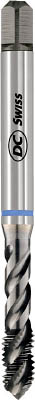 DC SWISS スパイラルタップ Z370VS-3 UNF(J)5/16-24 165123【S1】