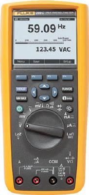 FLUKE デジタルマルチメーター289 在庫処分 百貨店 真ノ実効値トレンド キャプチャー付 289