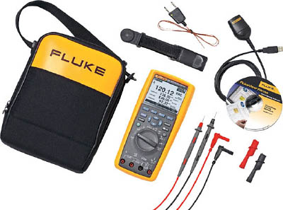 FLUKE デジタルマルチメーター289/FVF標準付属品 289FVF【S1】