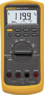FLUKE 工業用マルチメーター83-5(平均値) 835