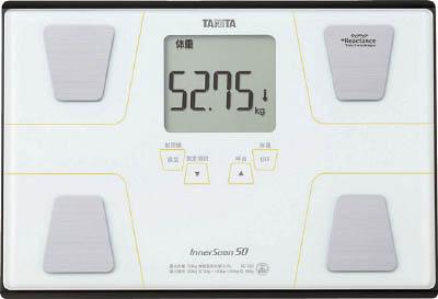 TANITA 体組成計 インナースキャン50 BC‐320‐WH BC320WH