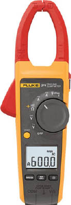 FLUKE クランプメーター(真ノ実効値タイプ) 374