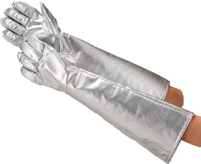 TRUSCO 遮熱・耐熱手袋 ロング TMT767FA