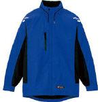 アイトス 光電子軽防寒ジャケット ブルー L AZ6169006L