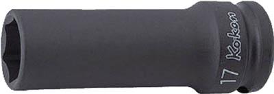 お気に入 期間限定の激安セール コーケン 薄肉インパクトセミディープソケット 14301X12