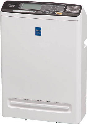 IRIS PM2.5対応空気清浄機 PM2.5ウォッチャー 25畳用 PMMSDC100