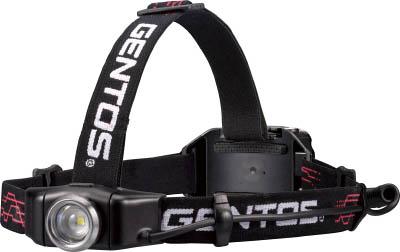 GENTOS Gシリーズ ヘッドライト 001RG GH001RG