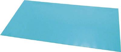 エクシール ステップマット薄型3mm厚 900×600 ブルーグリーン MAT30906【S1】