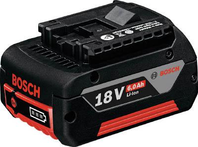 ボッシュ 18Vリチウムイオン電池パック 6.0Ah A1860LIB