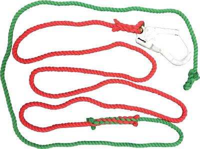 グリーンクロス セフティ介錯ロープ 5Mタイプ 1139300000