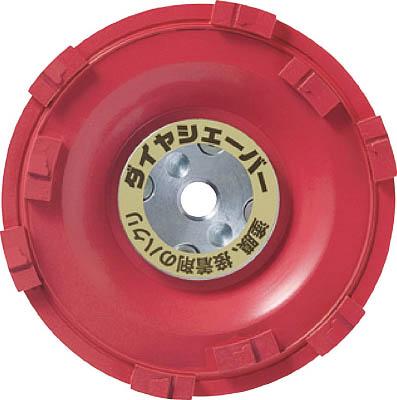 ナニワ ダイヤシェーバー 塗膜はがし 赤 FN9223【S1】
