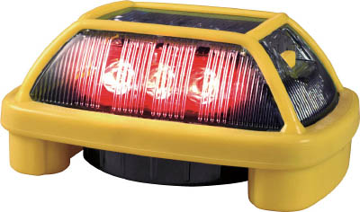 NIKKEI ニコハザード VK16H型 LED警告灯 赤 VK16H004H3R【S1】