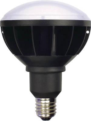 日動 LED交換球 ハイスペックエコビック50W E39 本体黒 ワイド L50WE39WBK50KN