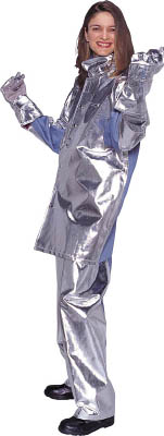 ENCON アルミコンビ耐熱服 上衣 50202L