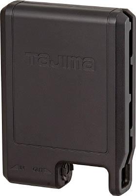 タジマ 清涼ファン風雅ボディ バッテリー FBBT7455BK【S1】