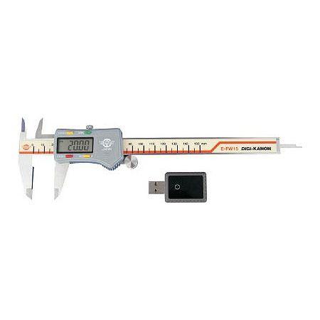 カノン コンパクトワイヤレスデ-タ送信デジタルノギスE-FW EFW20