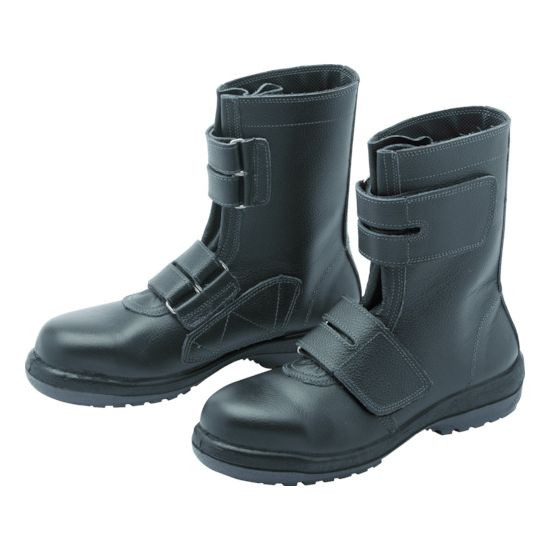 ミドリ安全 ラバーテック安全靴 長編上マジックタイプ RT73526.0【送料無料】