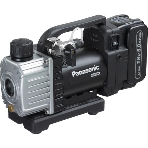 Panasonic 充電真空ポンプ18V5Ahセット EZ46A3LJ1GB【送料無料】