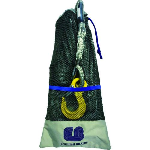 E BRAIDS ダイニーマロープ WINCHLINE 12.0φ×30m グレー 58120030905【送料無料】