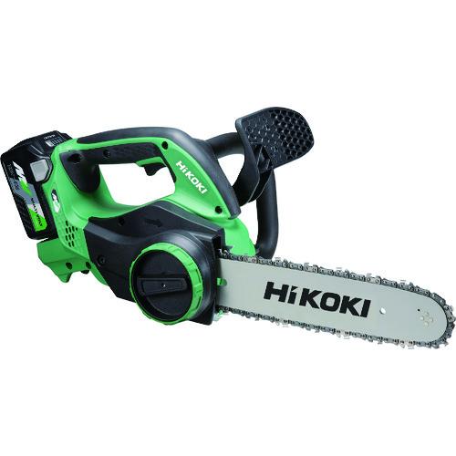HiKOKI 36V(マルチボルト)コードレスチェンソー CS3630DA2XP【送料無料】